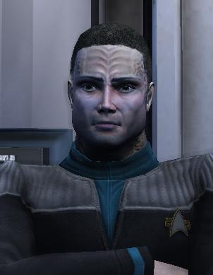 Lieutenant K'a'mirh'un Tenm