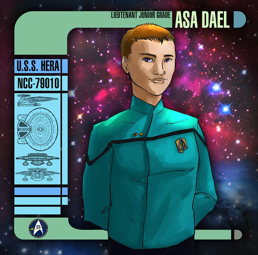 Lieutenant Asa Dael