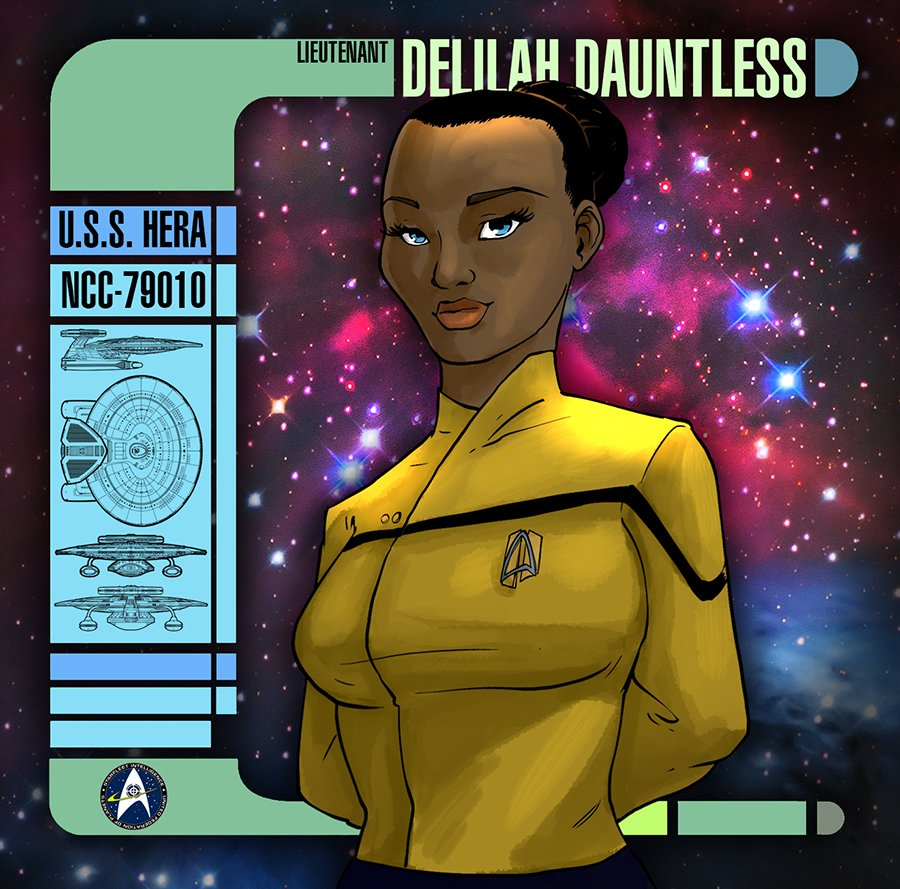 Delilah Dauntless