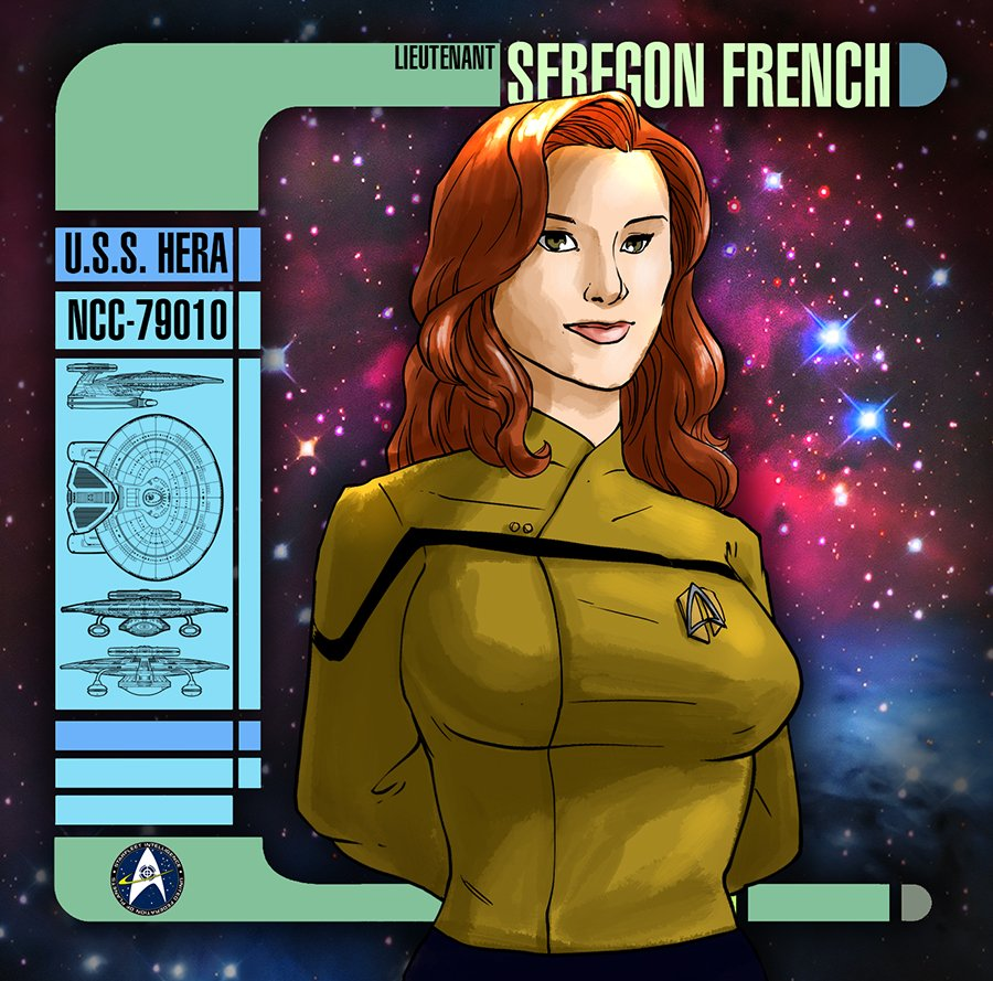 Lieutenant Seregon French