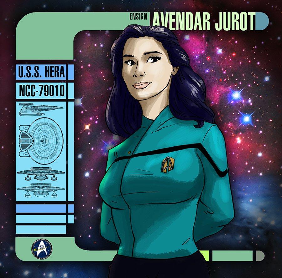 Ensign Avendar  Jurot