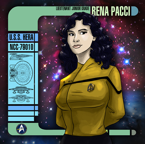 Rena Star Pacci