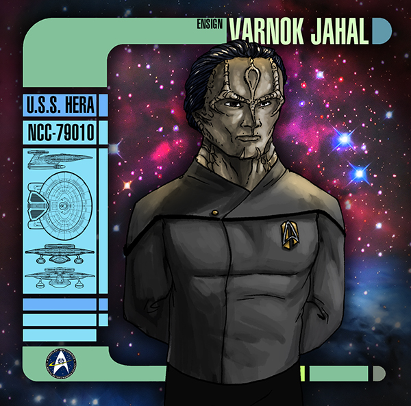 Ensign Varnok Jahal