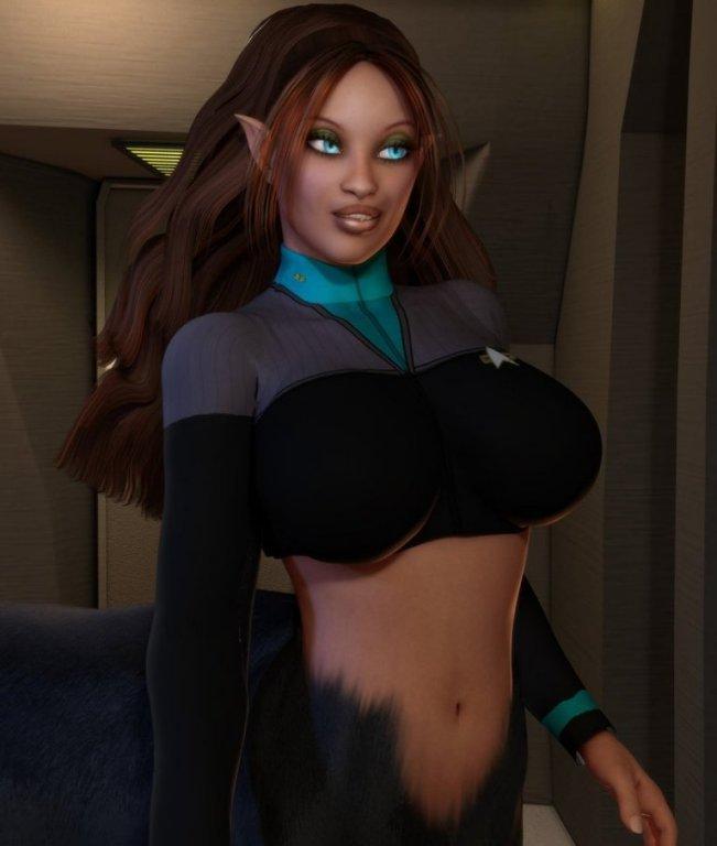 Tyra Rhiannon Ironhooves