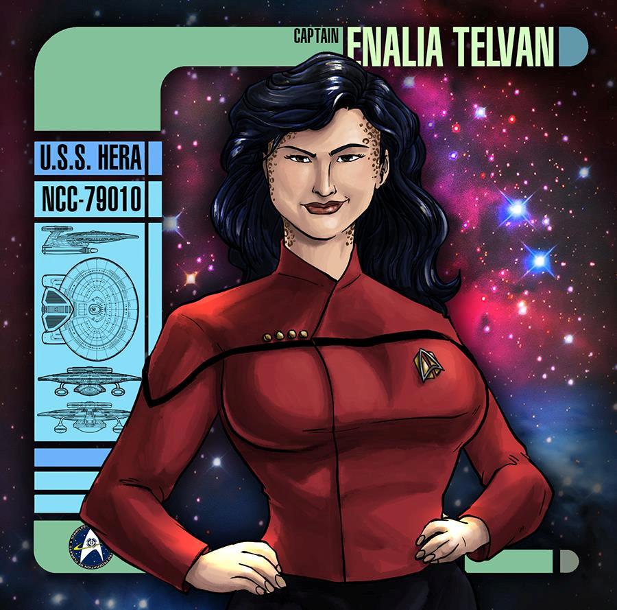 Enalia Telvan