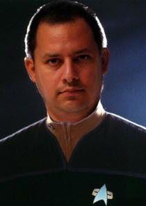 Lieutenant JG Telair Rybeena
